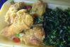 Salt & Pepper Chicken Wings with Crispy Seaweed