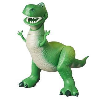 UDF Pixar動畫系列第二彈《玩具總動員》經典角色人物續推!UDF Pixarシリーズ2 トイ・ストーリー レックス