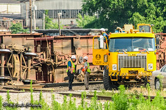 Canadian National RJY30 Derailment | CN Memphis Subdivision