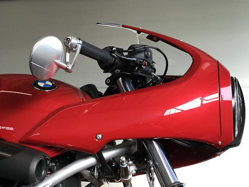 R Nine T Red Racer