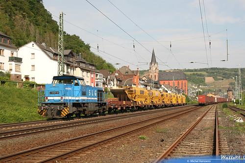 Oberwesel. 04.05.07.