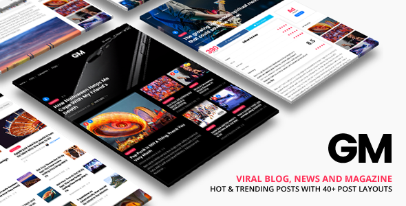 Grand Magazine v2.7 - Magazine WordPress for Magazine