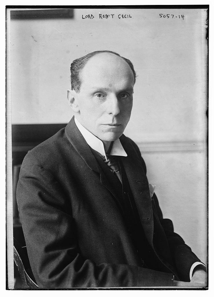 Lord Robt. Cecil (LOC)