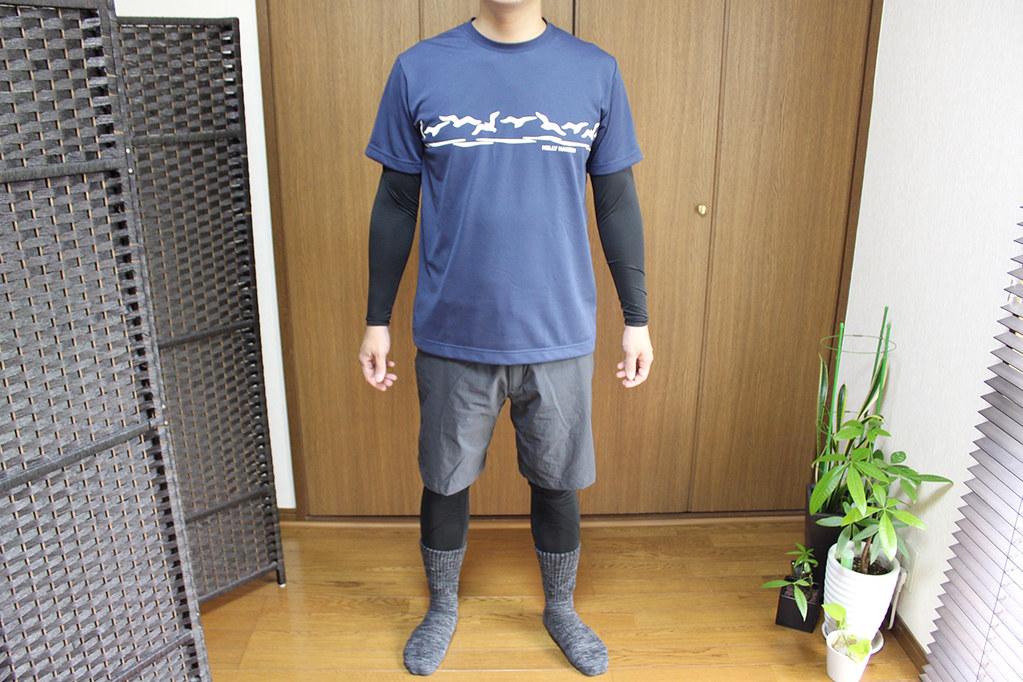 初心者の登山の服装01