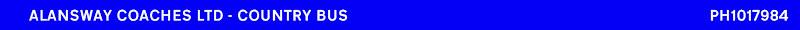 PTI ALANSWAY