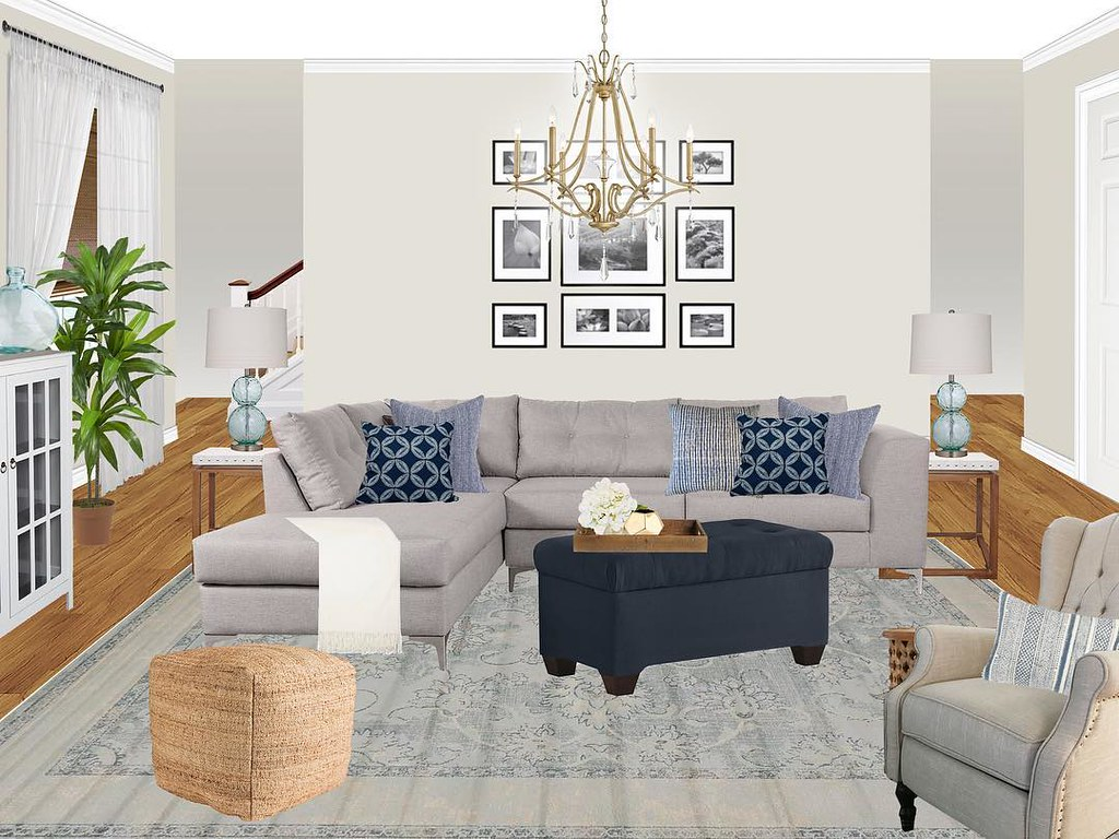 Transitional Living Room Try Out An Decoristofficial R