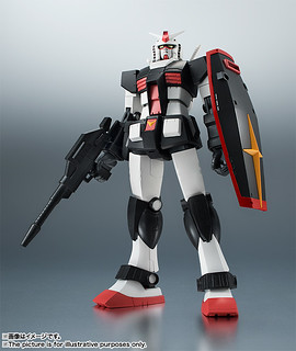 ROBOT魂 <SIDE MS> RX-78-1 鋼彈原型機(プロトタイプガンダム) ver. A.N.I.M.E.