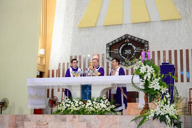 Lễ An Táng Thân Phụ Đức TGM Giuse Nguyễn Chí Linh - Ảnh minh hoạ 7