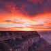 Amazing Grand Canyon Sunset