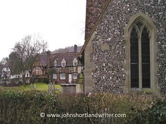 The Vicar of Dibley's Church