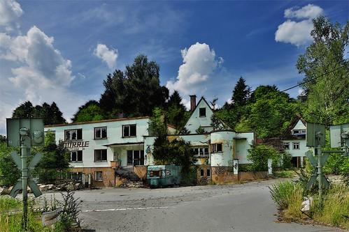 Altes Fabrikhaus