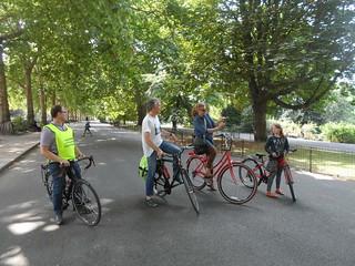 London Parks Ride 40
