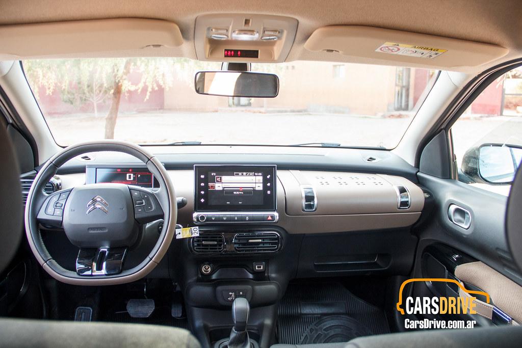Carsdrive c rdoba lanzamiento y prueba de manejo citro n c4 cactus carsdrive c rdoba - Cactus de interior ...