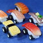 這些壽司是拿來「賽」的!造型超擬真的小汽車「壽司 Boon(すしブーン)」第二彈今秋登場!
