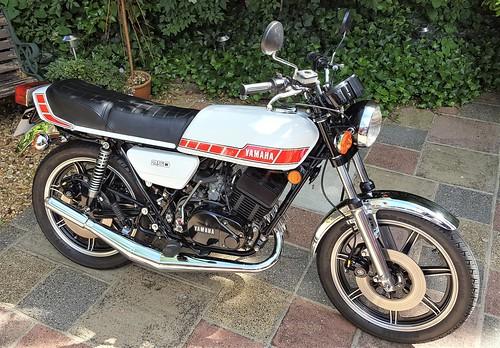 1980 Yamaha RD250F