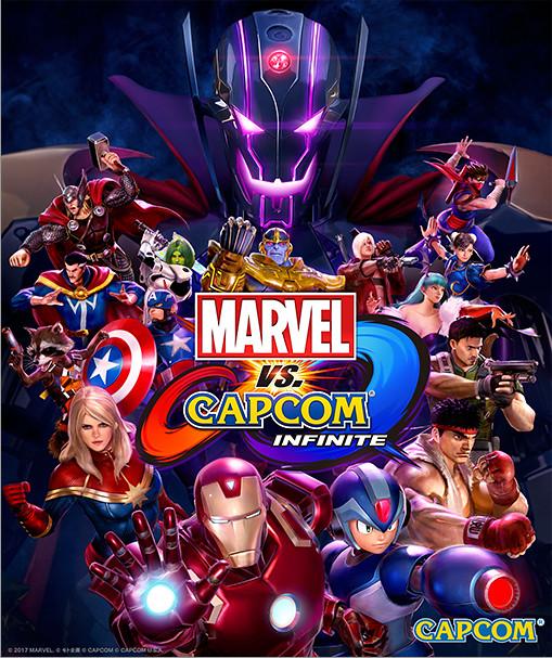 超期待的重量級格鬥對戰遊戲!!《Marvel vs. Capcom:Infinite》第二波故事宣傳片公開!!