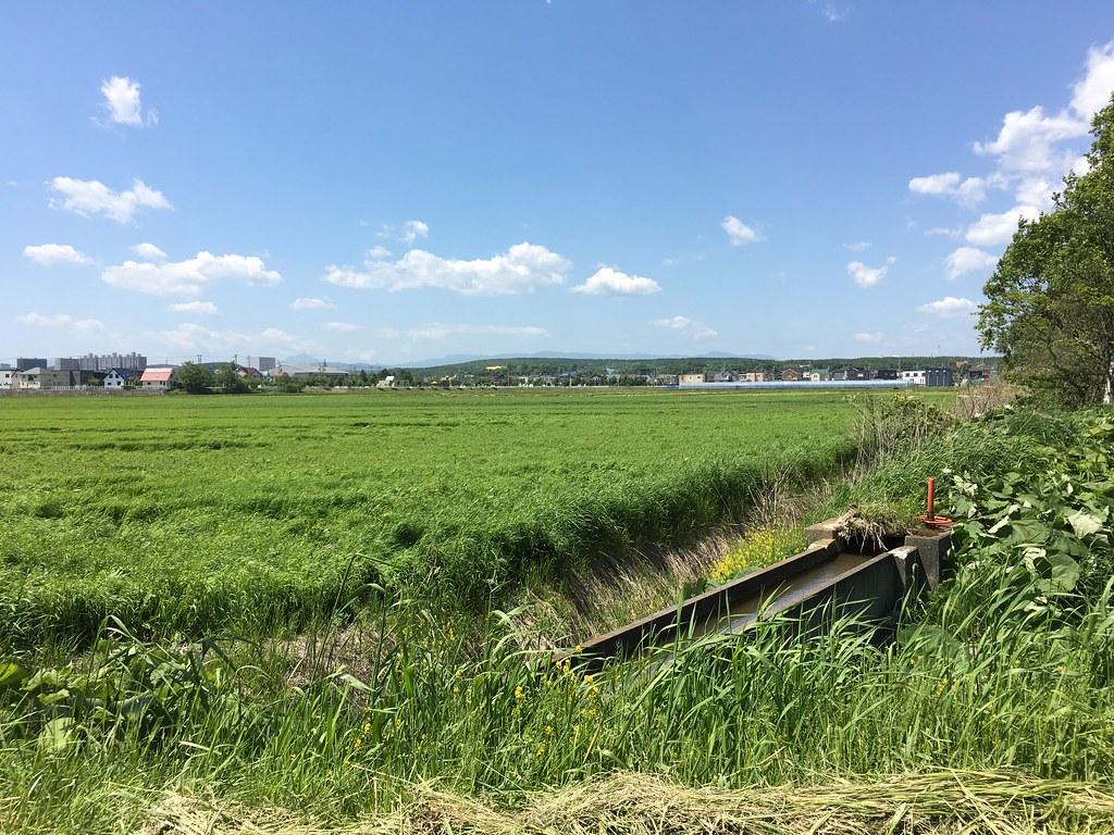 Kitahiroshima Farm Scene