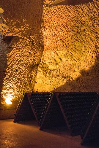 Champagne Taittinger Reims France