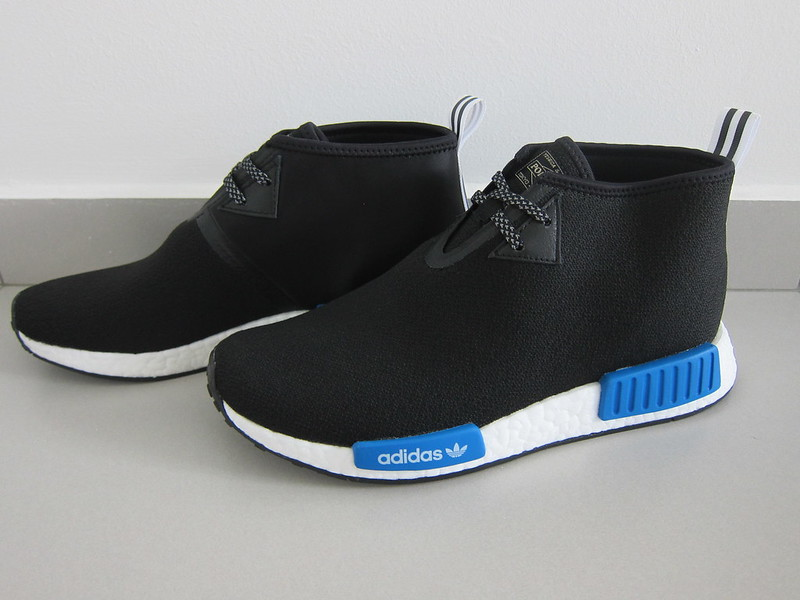 Adidas Originals x PORTER NMD C1 Shoes
