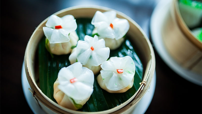 Let's celebrate father's day with Brunch Dim Sum Buffet at Grand Mercure Danang 1