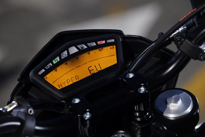 Ducati HM 796 Hypermotard 2010 - 26