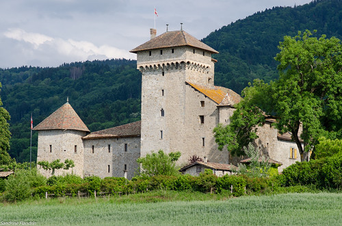 Brenthonne - Château d'Avully