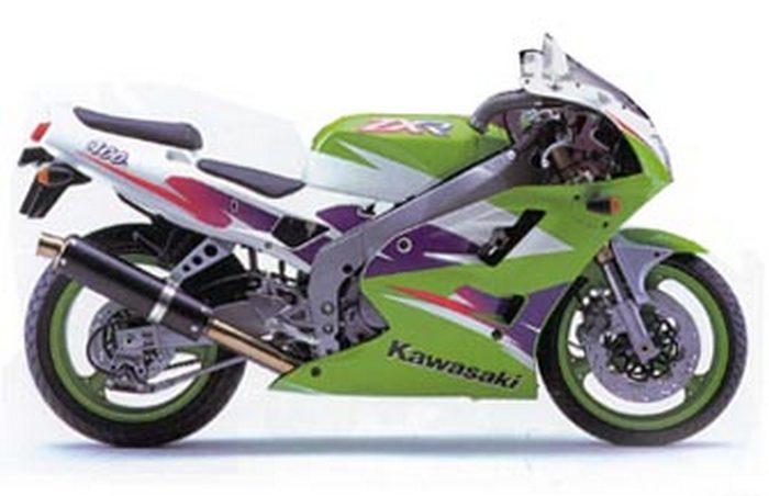 Kawasaki ZXR 400 R 1992 - 5