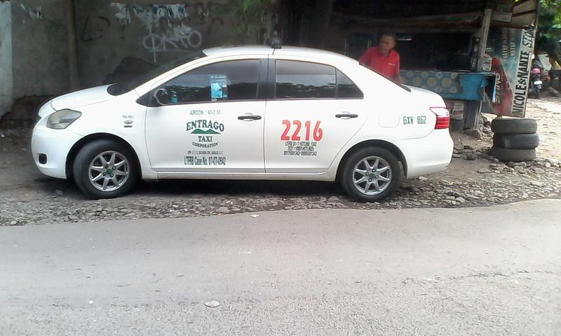 Entrago taxi
