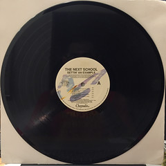 THE NEXT SCHOOL:SETTIN' AN EXAMPLE(RECORD SIDE-A)