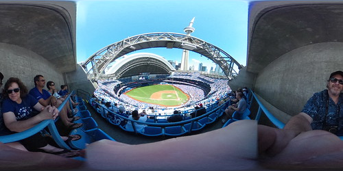 Rogers Centre and the Blue Jays
