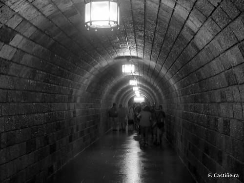 Túnel de Kehlsteinhaus