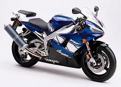 Yamaha YZF-R1 1000 2000 - 5