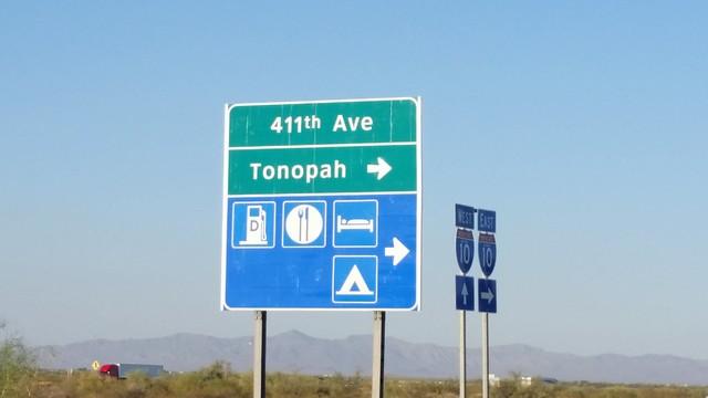 Tonopah Again?