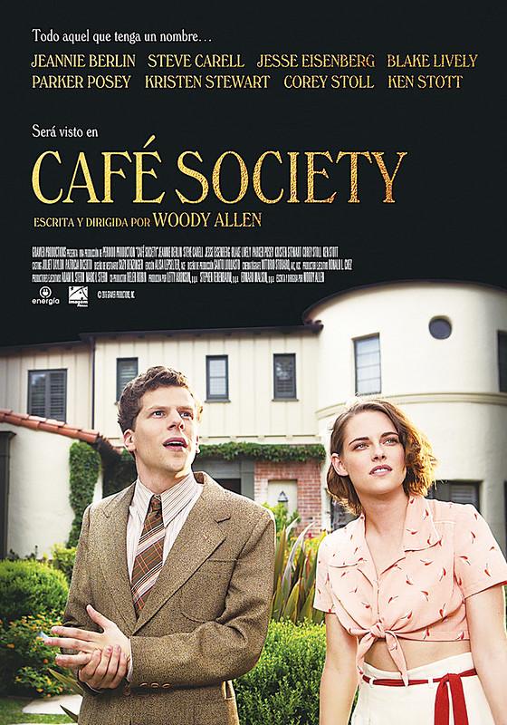 Café Society - Poster 2