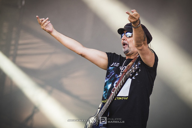 Phil Campbell and the Bastard Sons @ Hellfest 2017, Clisson | 17/06/2017