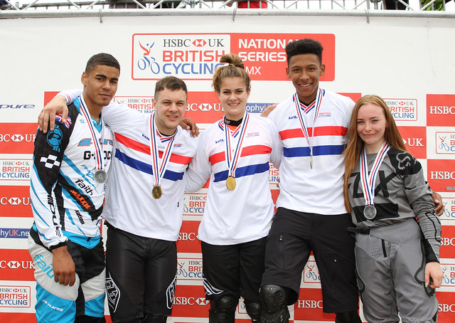 2017 HSBC UK | National BMX Series | R9 & 10