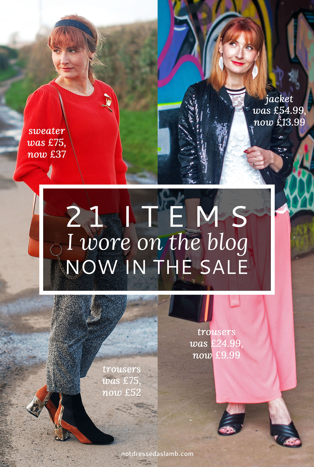 21 Items I Wore on the Blog, Now Reduced in the Summer Sales | Not Dressed As Lamb, over 40 style