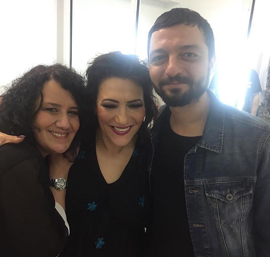 Eleni Vitali, Mehmet Erdem