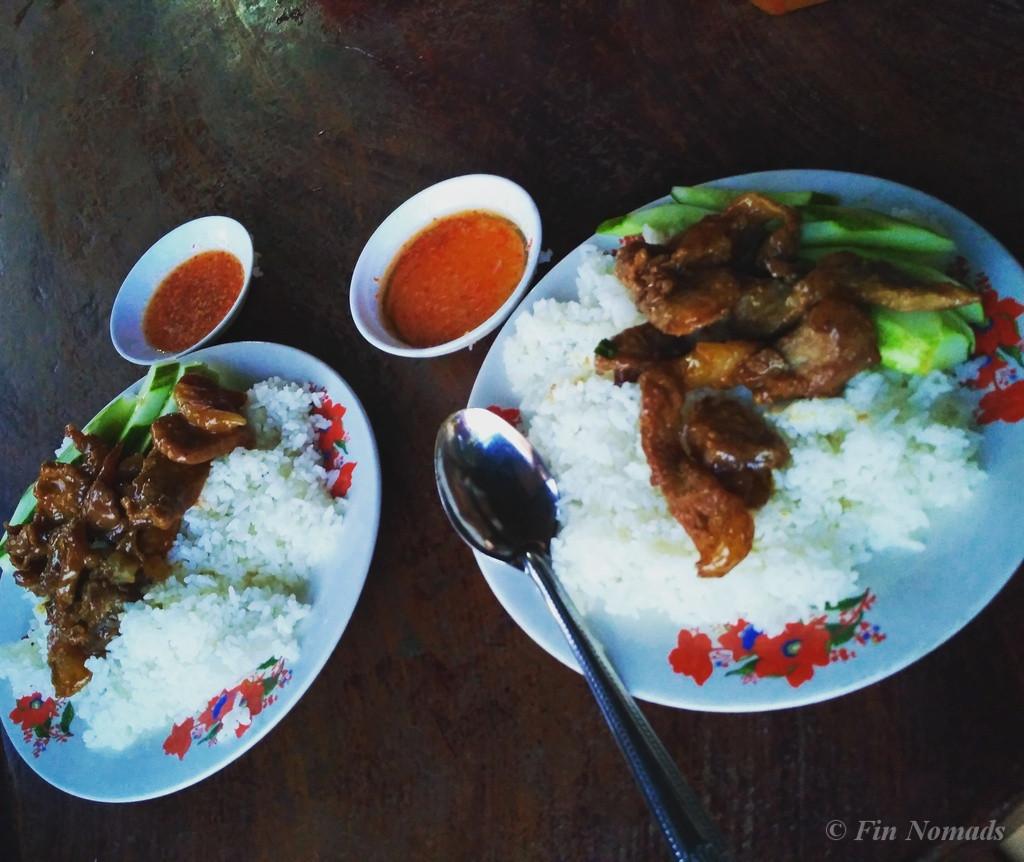 Kampot street food