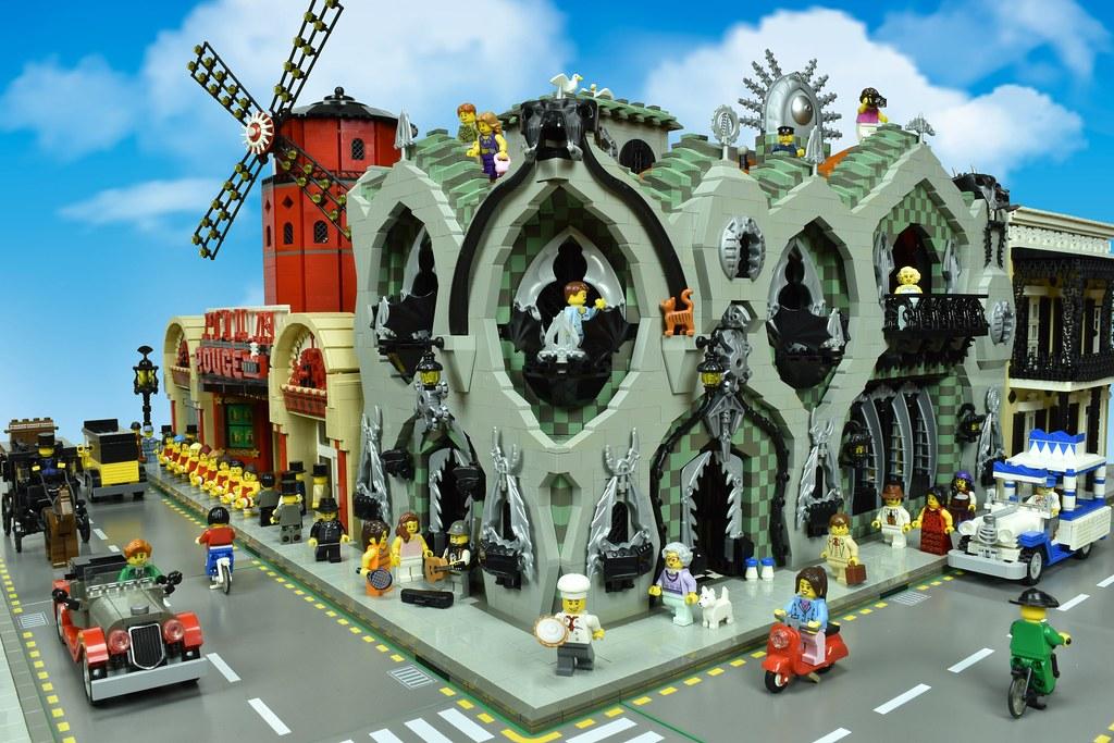 LEGO Casa Baron