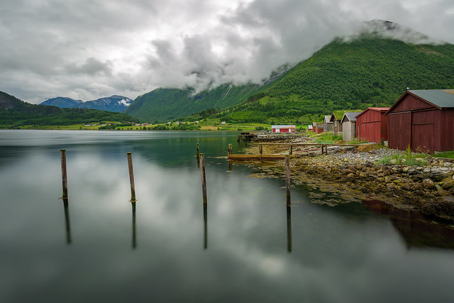 Breathtakingly Bad Weather in Norway