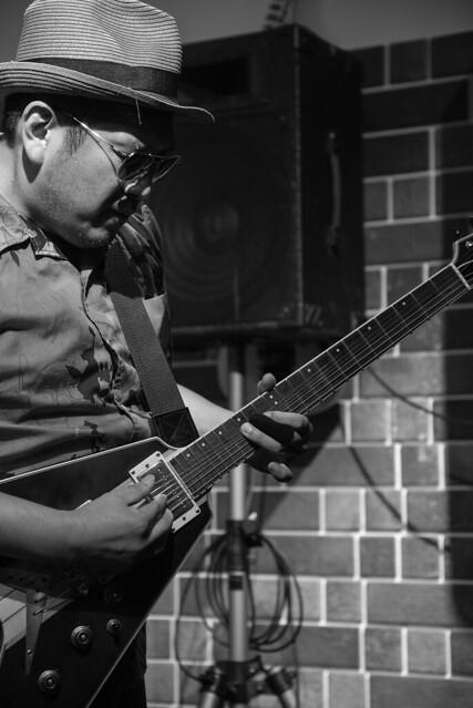 Texas Iida & Out Of Sights live at Catfish Tokyo, 09 Jul 2017 -00075