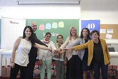 03/07/2017 - Presentación de la segunda edición del proyecto INSPIRA para el fomento de las vocaciones tecnológicas entre las niñas