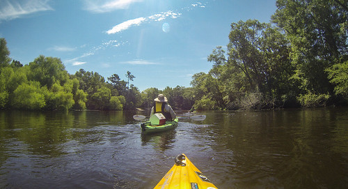 Edisto River Rope Swing and Beer Commercial Float-24