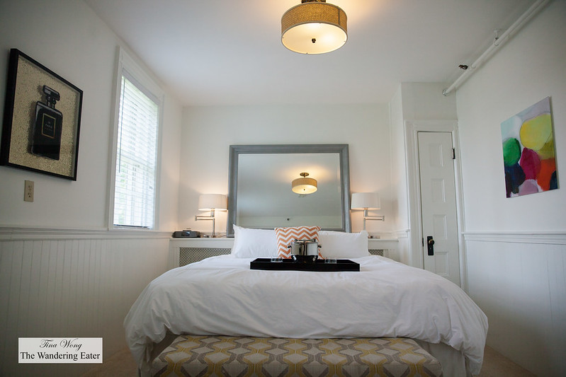 Main bedroom at the Peninsual Family Room