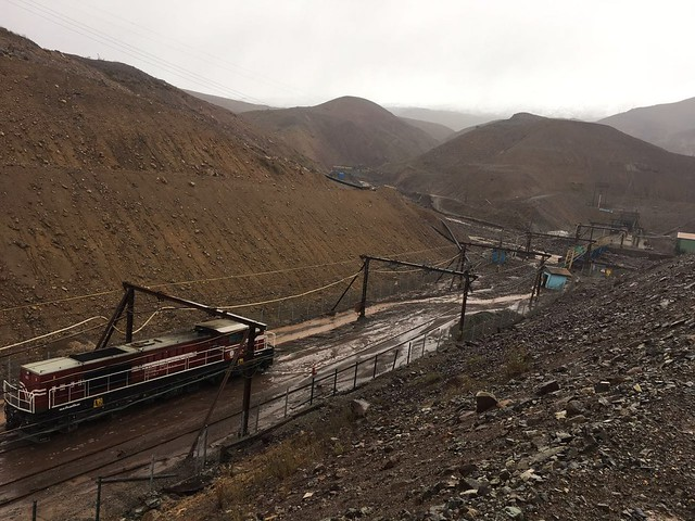 Planificación Desastres Naturales Construcción Minera N°24