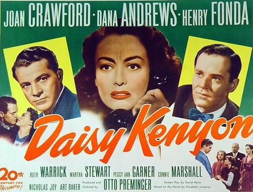 Daisy Kenyon - Poster 8