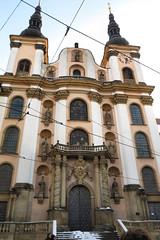 Olomouc, Church of the Virgin Mary of the Snow