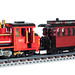 Puffing BIlly 861 Lego by narrow_gauge