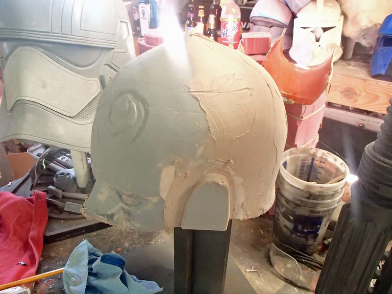 Lady Thor Dome Reshaping
